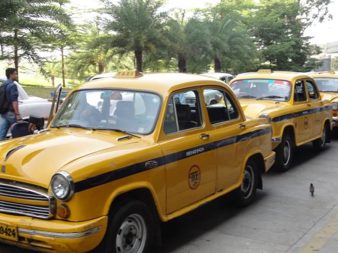 A familiar sight in Kolkata