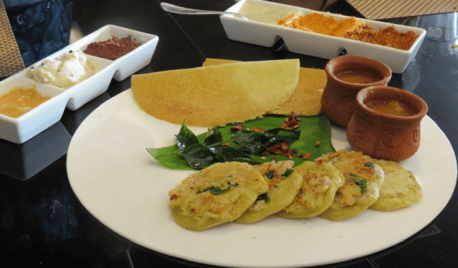 Food at Novotel Airport Hyderabad