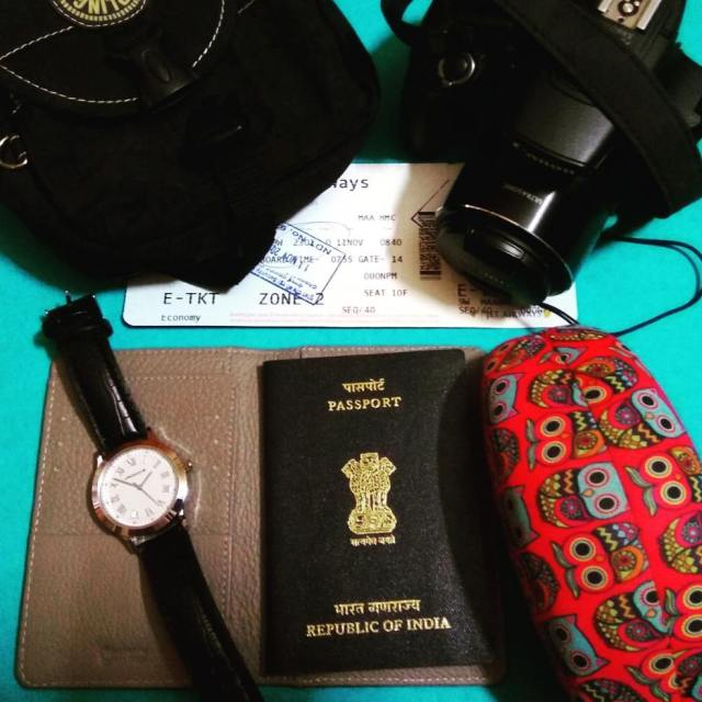 Be travel ready with the passport holder from Urby Ahellip