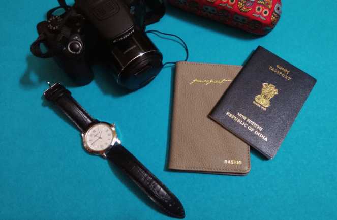 Travel ready with the Urby Passport holder
