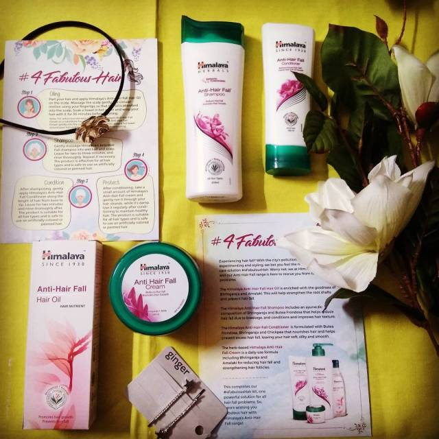 The complete anti hair fall range from Himalaya a panaceahellip