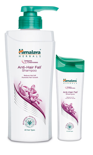 Anti Hair fall shampoo. Courtesy: http://www.himalayastore.com