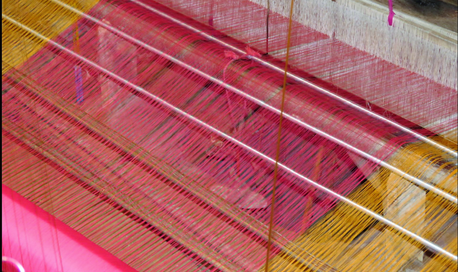 Mangalagiri weaving