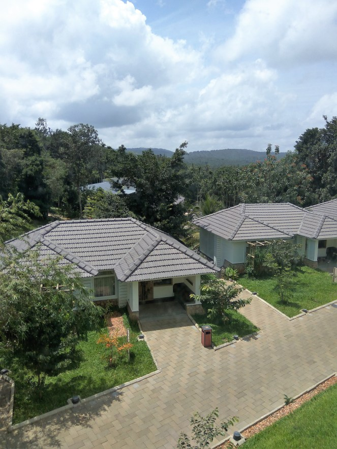 View from the room: Sterling Wayanad