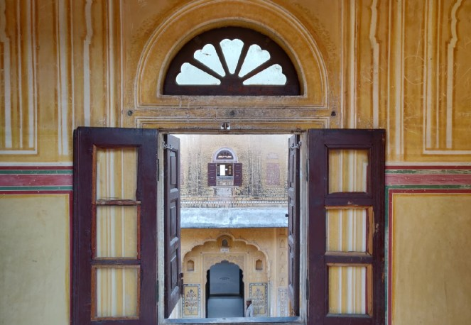 A window into royal heritage, Nahargarh fort, Jaipur