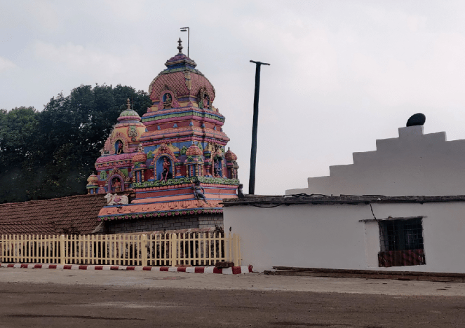 Temple at Seethalayanagiri