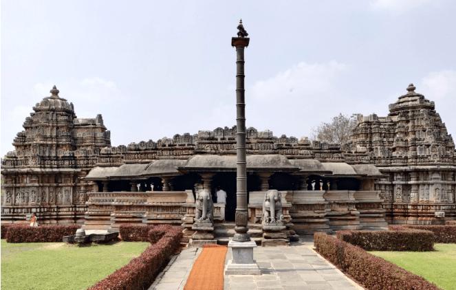 Sri Veeranarayana Swamy Temple, Belvadi