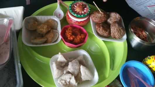 Nandini Gopinath's millet idlis and more.