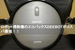 エコバックス DEEBOT N79