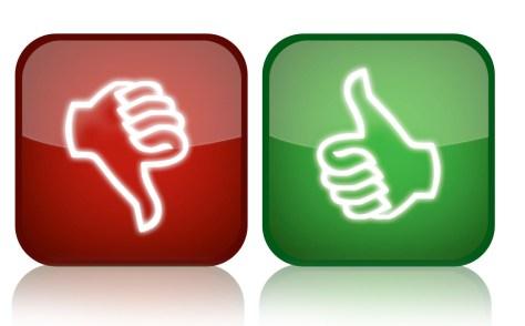 rasja.nl-voortgangsgesprek-functioneringsgesprek-beoordelingsgesprek-thumbs-down-thumbs-up