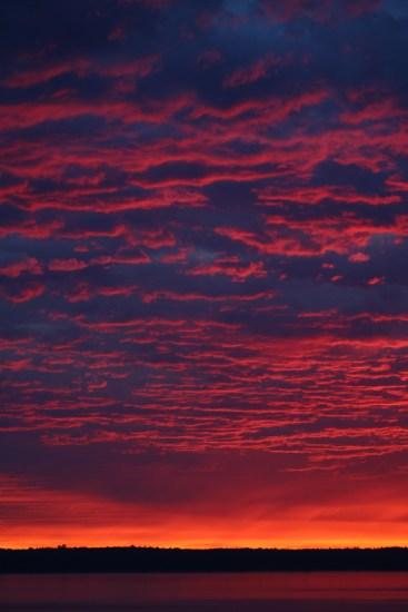 July sunsets 063