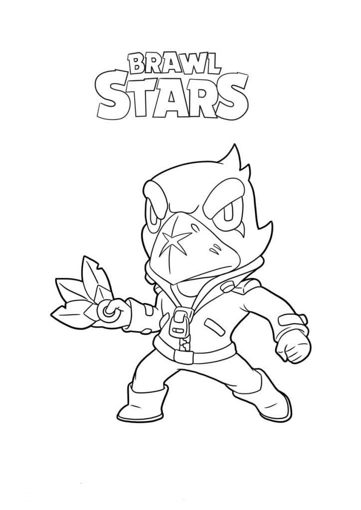 Dessin De Brawl Stars : dessin, brawl, stars, Coloriage, Brawl, Stars., Imprimer, Gratuitement., Images