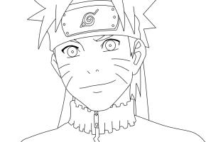 Ausmalbilder Naruto   100 Malvorlagen zum kostenlosen Drucken