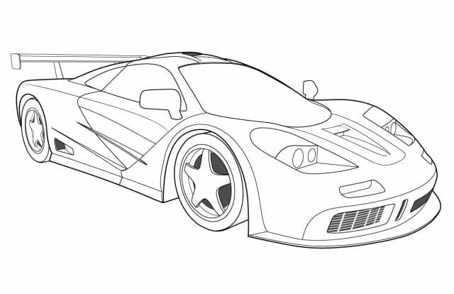Race Cars Coloring Pages  24 Pictures Free Printable