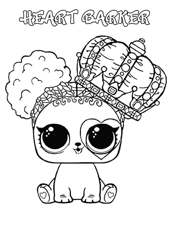 LOL Pets Coloring Pages. 9 Images Free Printable