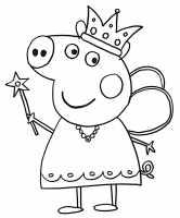 Malvorlagen Peppa Wutz Kostenlos   Kinder zeichnen und ...