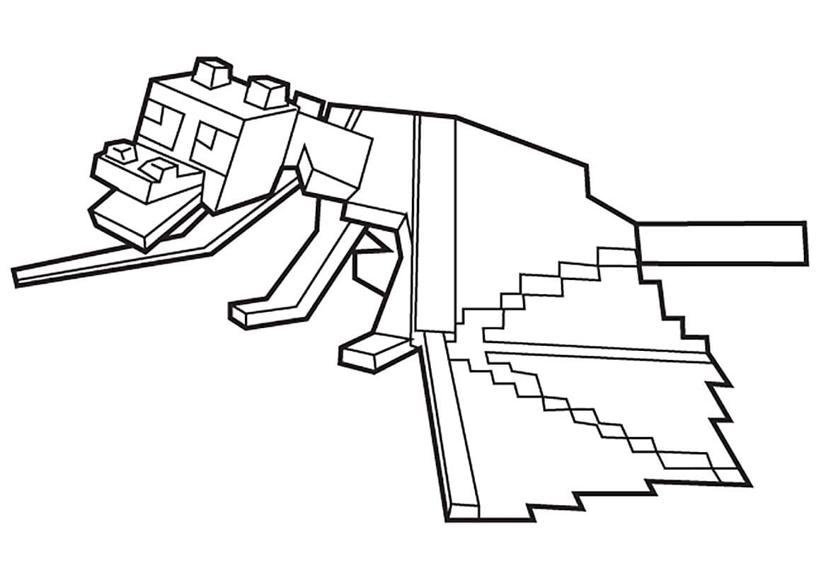 Malvorlagen Minecraft Schwert