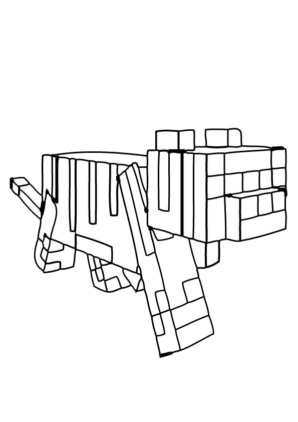 minecraft coloring pages to print # 62