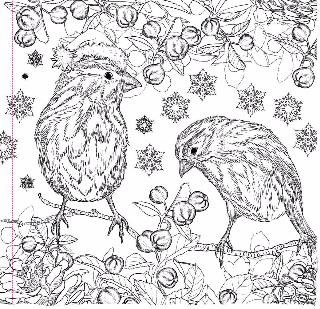 Complex Coloring Pages For 10 To 12 Year Old Girls Print