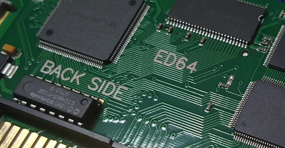 Everdrive64 Repair