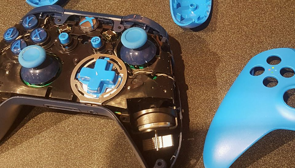 Xbox One Controller Analog Thumbstick Repair