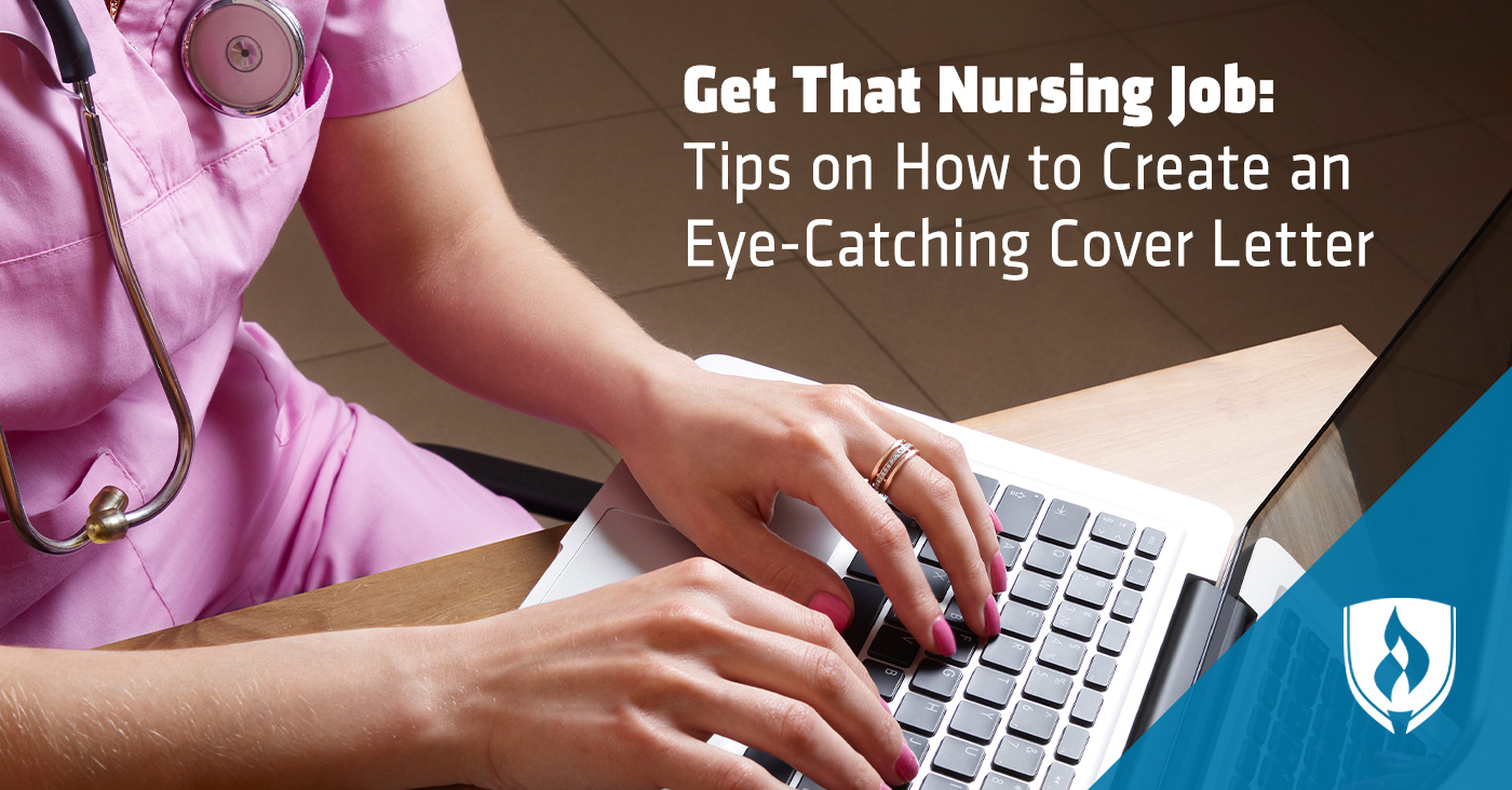 Med Surg Nurse Cover Letter Get That Nursing Job Tips On How To Create An Eye Catching Cover