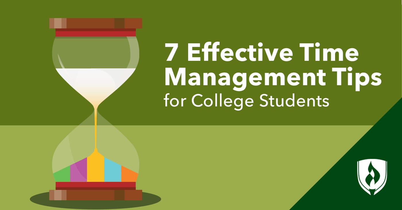College Sophomore Resume 7 Effective Time Management Tips For College Students Rasmussen