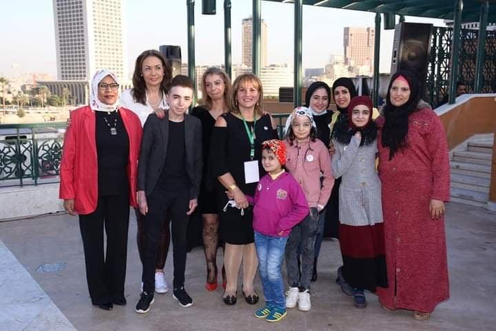 كاريتاس وأهلا الأقصر وياسمين السمرا ينظمون حفلا خيريا لإنشاء أول مركز لعلاج انحلال البشرة الفقاعي