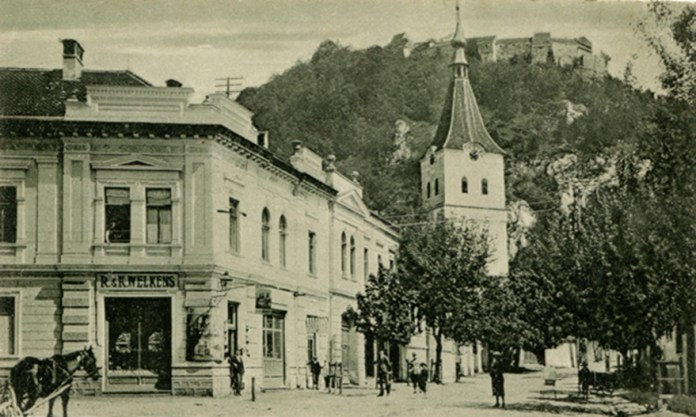 Râşnov 1910