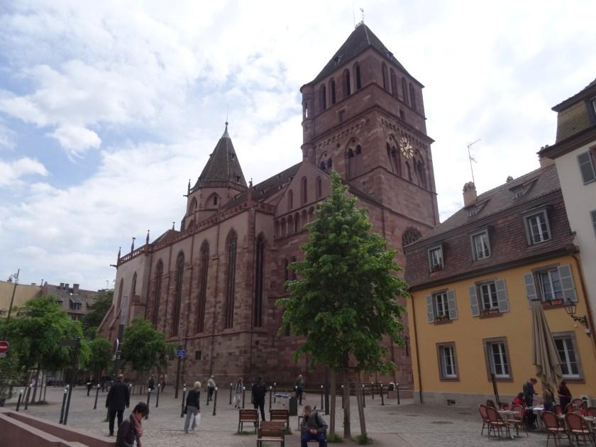 St Thomas Strasbourg