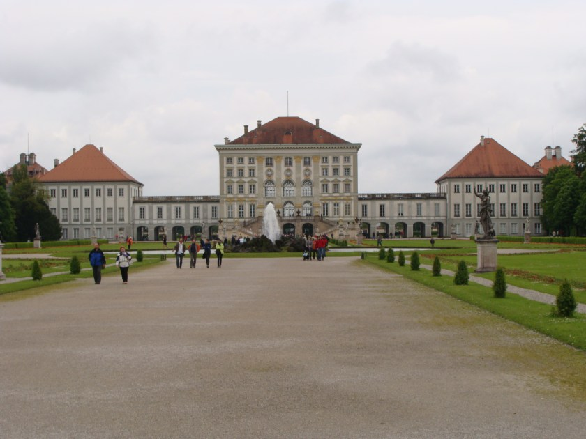 Alemania Munich Schloss Nymphenburg (9)