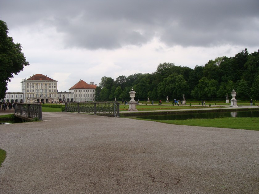 Alemania Munich Schloss Nymphenburg Jardines (4)