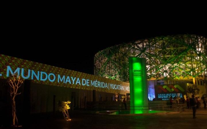 Gran Museo del Mundo Maya @ Mérida, Yucatán