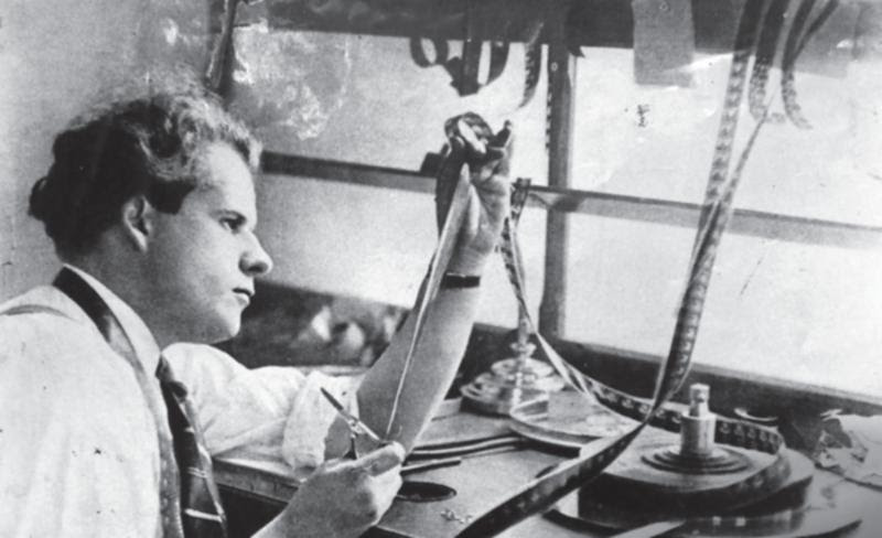 Presentación del libro «El montaje cinematográfico. Del guión a la pantalla» de Joan Marimón