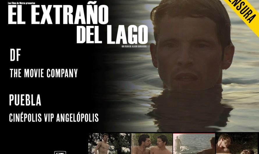 Regresa la película: El Extraño del Lago