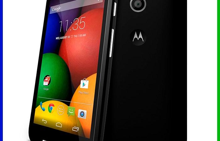 Llega a Telcel el Moto E de Motorola, el smartphone de alta calidad accesible para todos