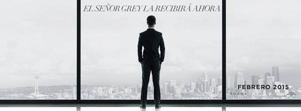 Cincuenta Sombras de Grey, ya falta menos