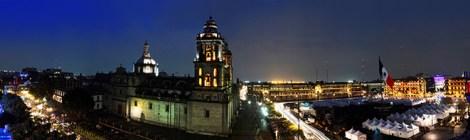 Hotel Zócalo Central alista festejos de Navidad y Año Nuevo