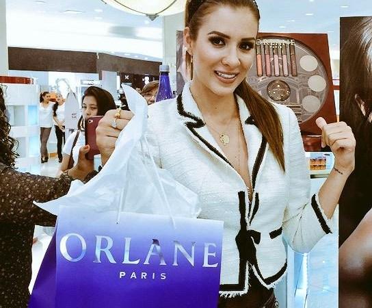 Tarde de belleza con Orlane