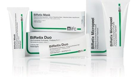Lanzamiento BiRetix, el tratamiento mas innovador vs el acné