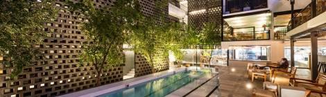 Noche de Shorts México en Hotel Carlota