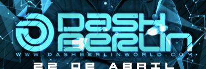 Dash Berlin, regresa a la Arena Ciudad de México