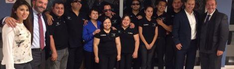 Ballesol Querétaro y la Fundación ojos que sienten organizan cena con causa