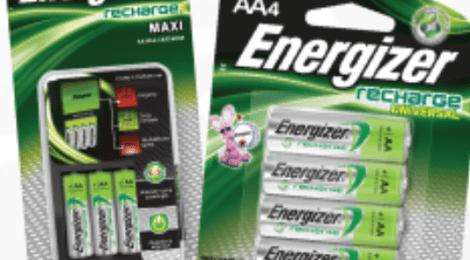 Energizer Recharge, la energía que necesitas recargada