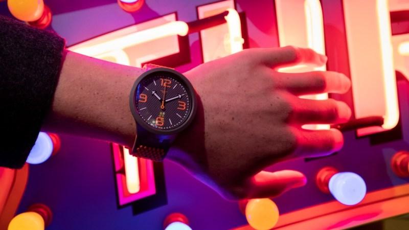 Swatch lanza su nueva colección: BIG BOLD