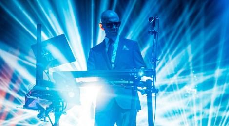 Vince Clarke (ex-Depeche Mode, Erasure, VCMG) en México