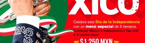 Celebra una noche mexicana en Presidente Intercontinental