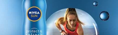 Disfruta de las actividades al aire libre con la linea de Nivea Sun Protect and Refresh Sport