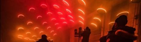 Skalar el performance de arte digital monumental  llega a la CDMX desde Berlín