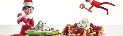 IHOP anuncia su nueva campaña Elf on the Shelf